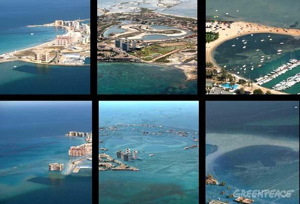 Imágenes del Mar Menor incluidas en Photoclima